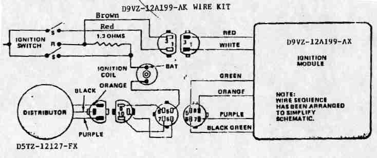 Duraspark 2 Wiring Diagram from www.carbdford.com